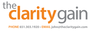 Clarity Gain Logo