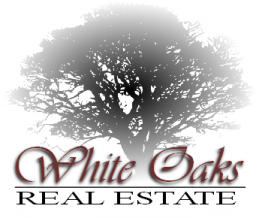 White Oaks Real Estate Logo