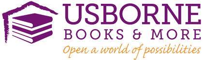 Usborne Books & More Logo