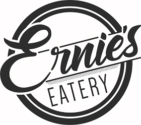 Ernie's Eatery Forest Lake Logo