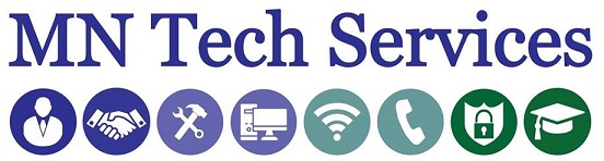 MN Tech Services Logo